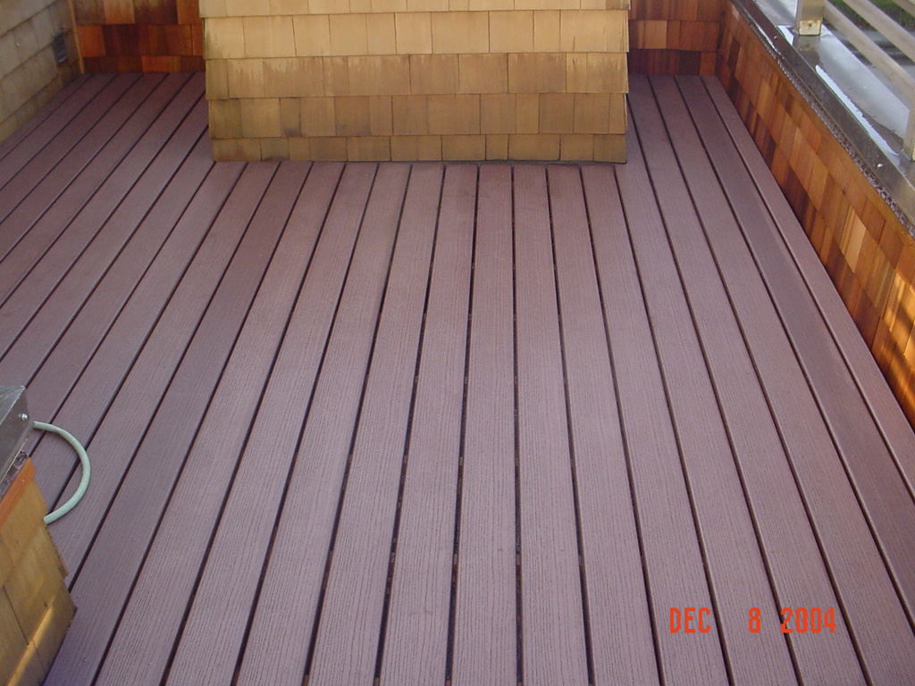 custom deck design