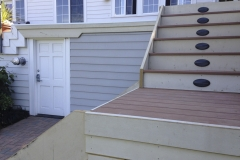 cottage style deck