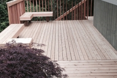 custom deck board design